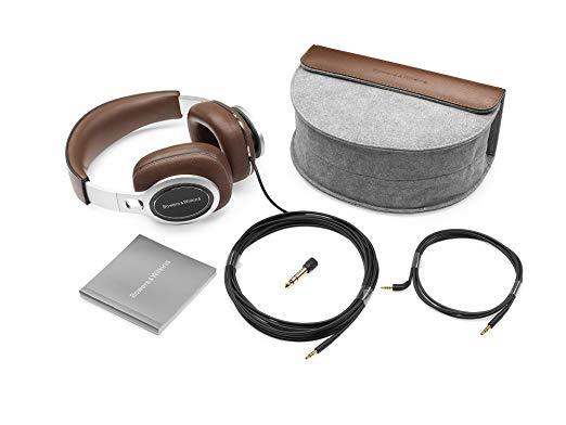 Bowers & Wilkins P9 Signature HiFi Over Ear Headphones