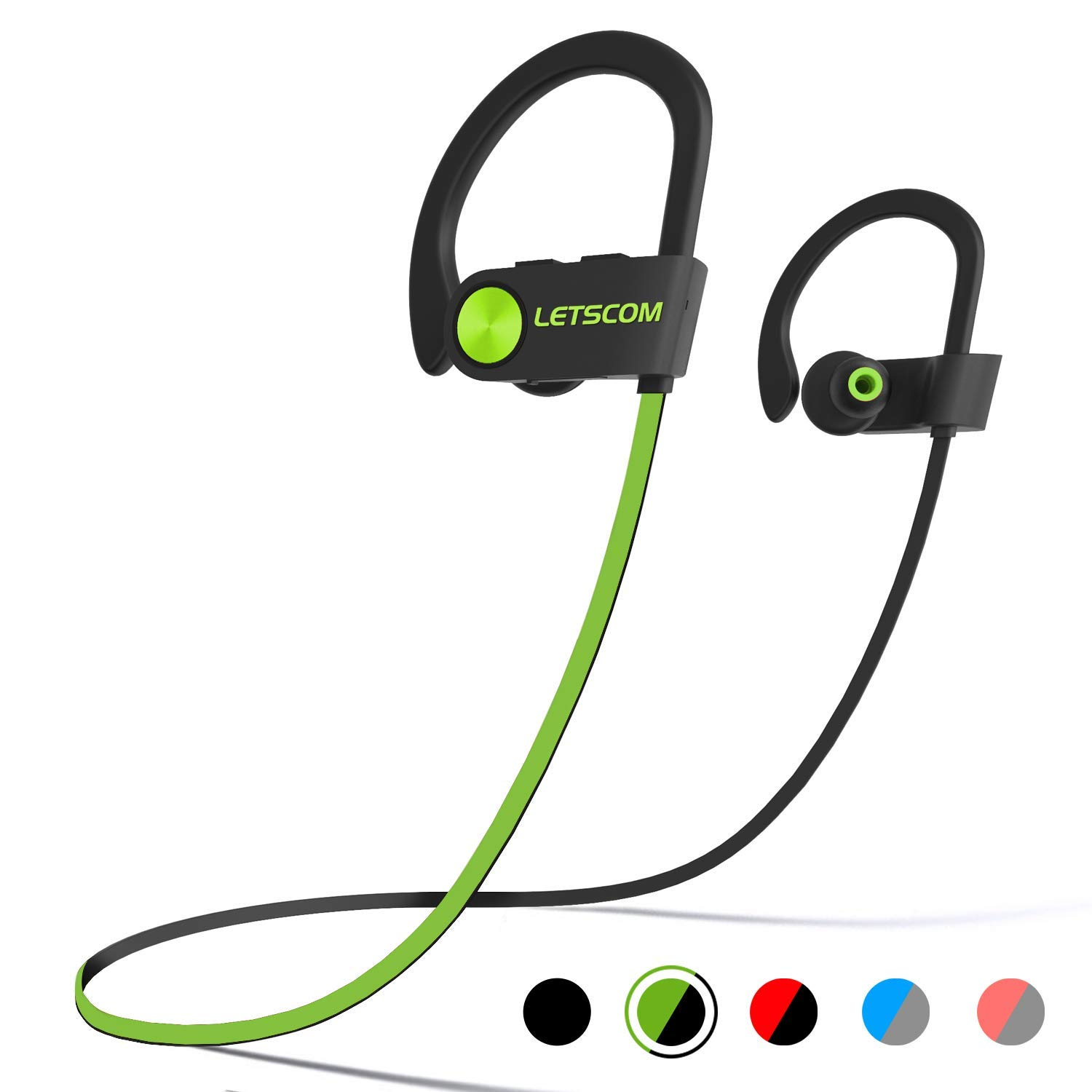 Letscom Bluetooth Earbuds