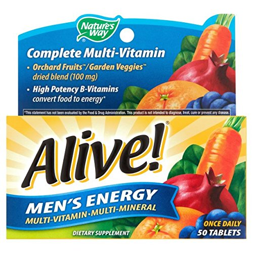 Nature's Way Alive Men's 50 Plus