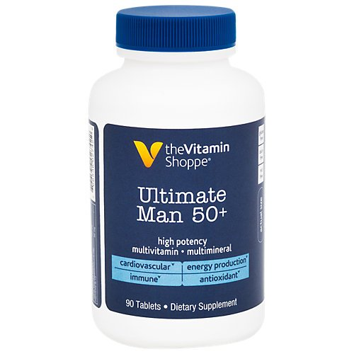 Ultimate Man 50+ Multivitamin