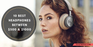 10 best headphones