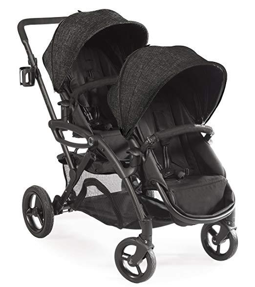 Contours Options Elite Tandem Double Baby Stroller