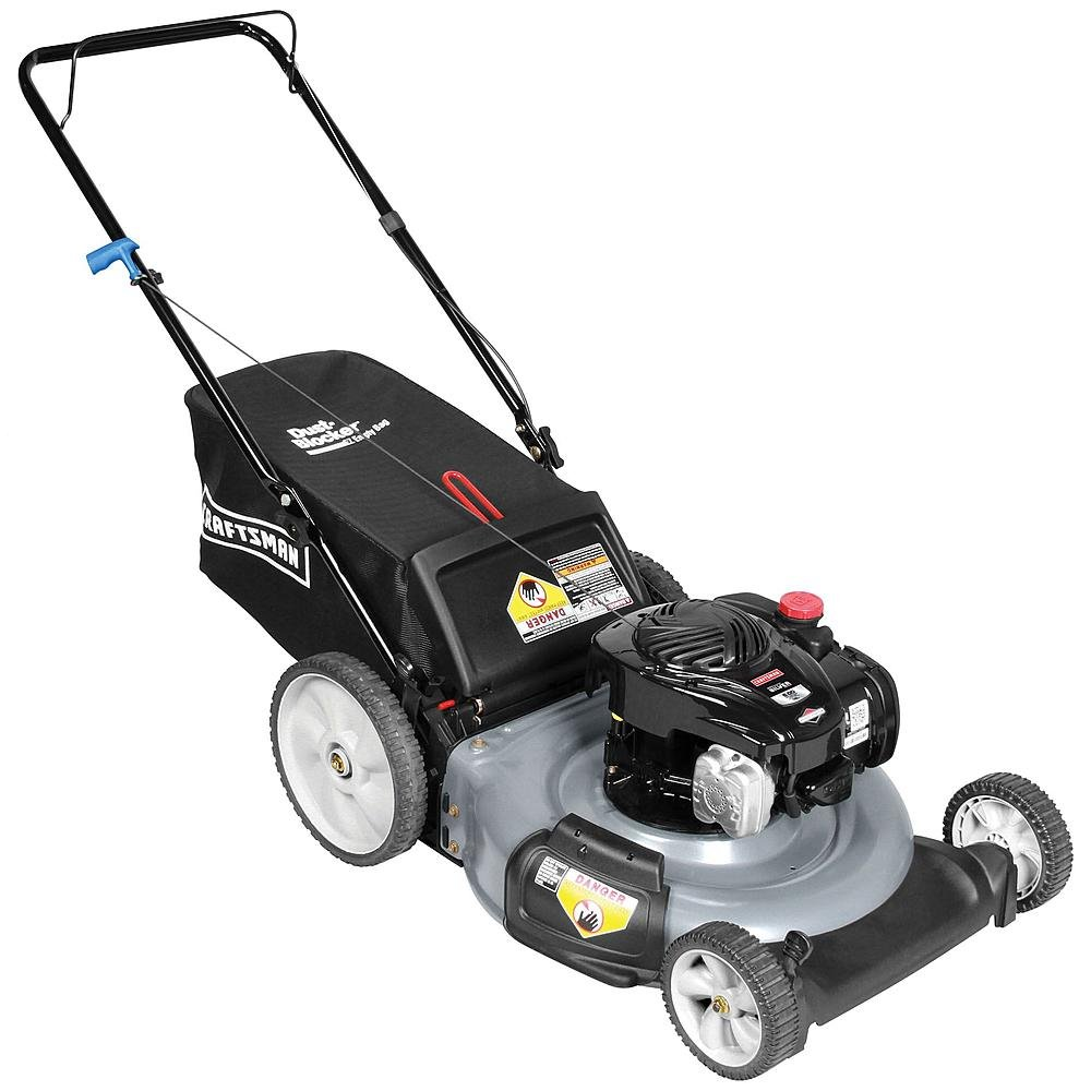 Craftsman 37430 Push Lawn Mower