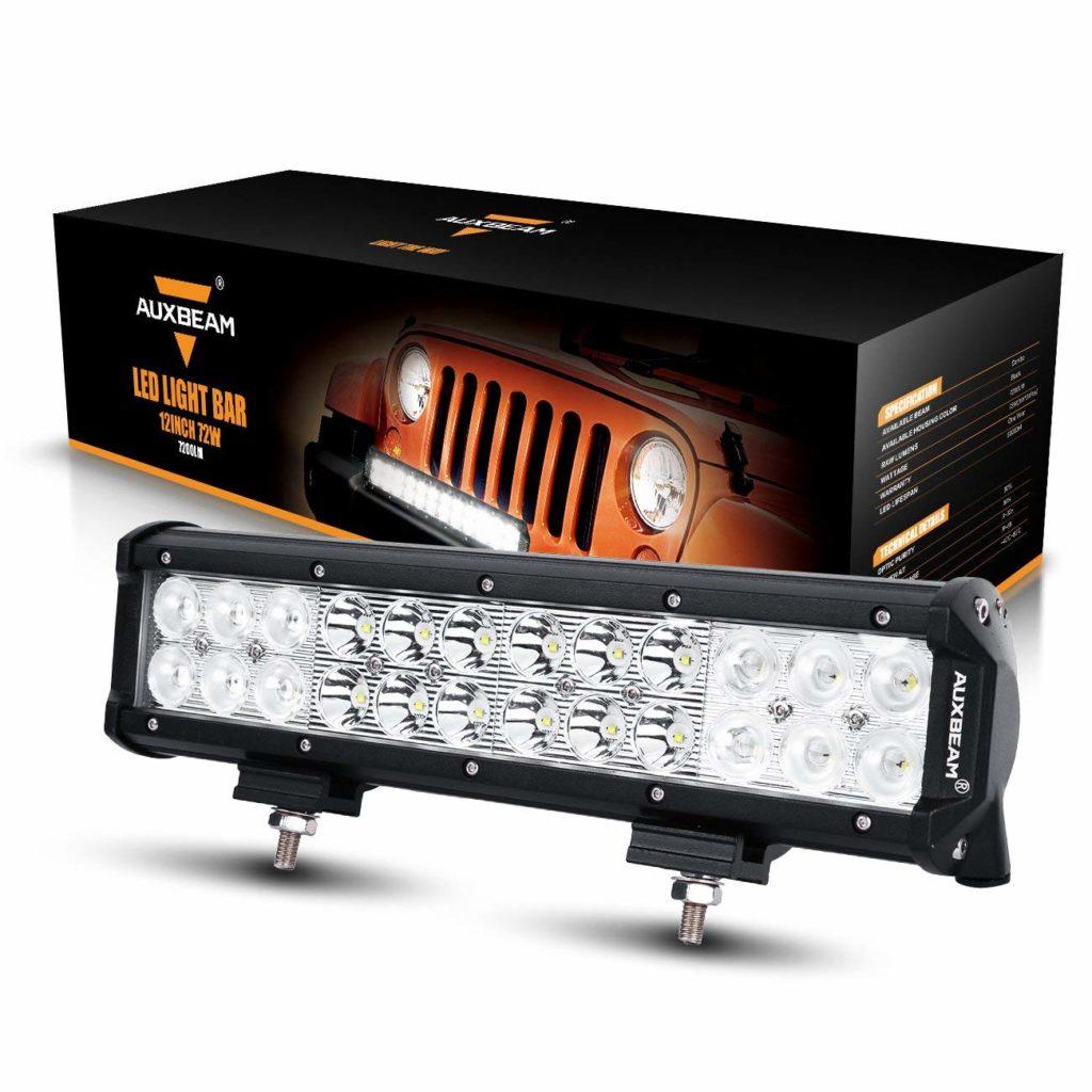 Auxbeam LED Light Bar 12