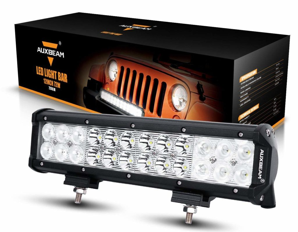 Auxbeam LED Light Bar 12