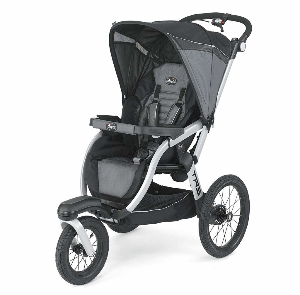 Chrome TRE Jogging Stroller