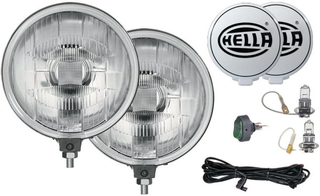 HELLA 500 Series Driving Lamp Kit