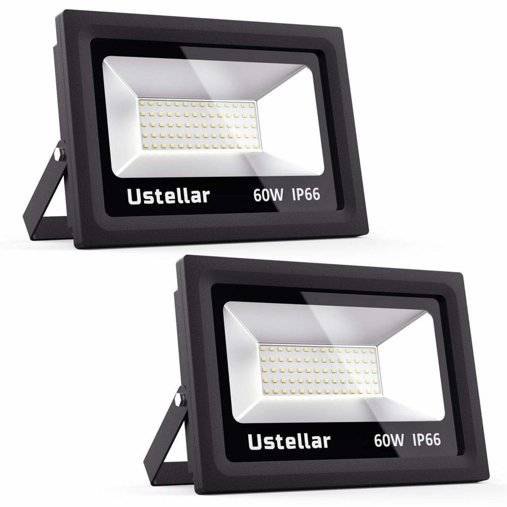 Ustellar 60W LED Flood Light