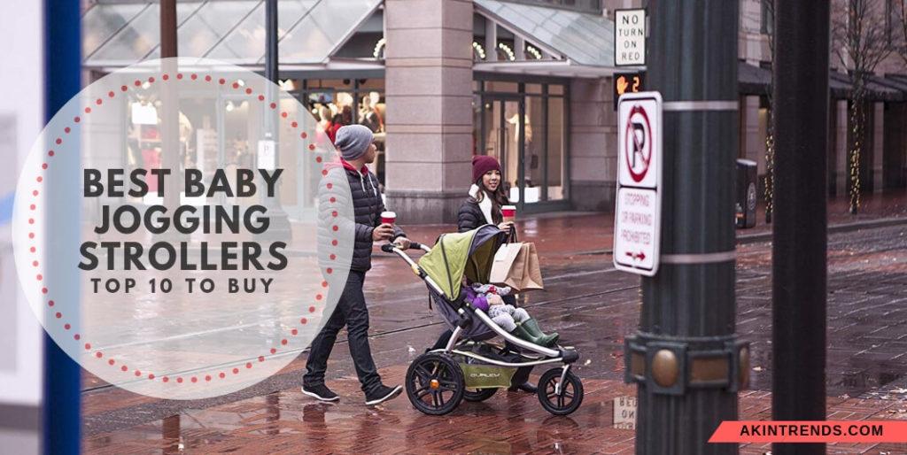 best baby jogging strollers