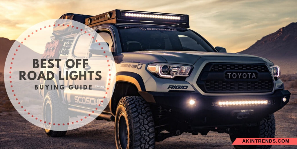 best off road lights