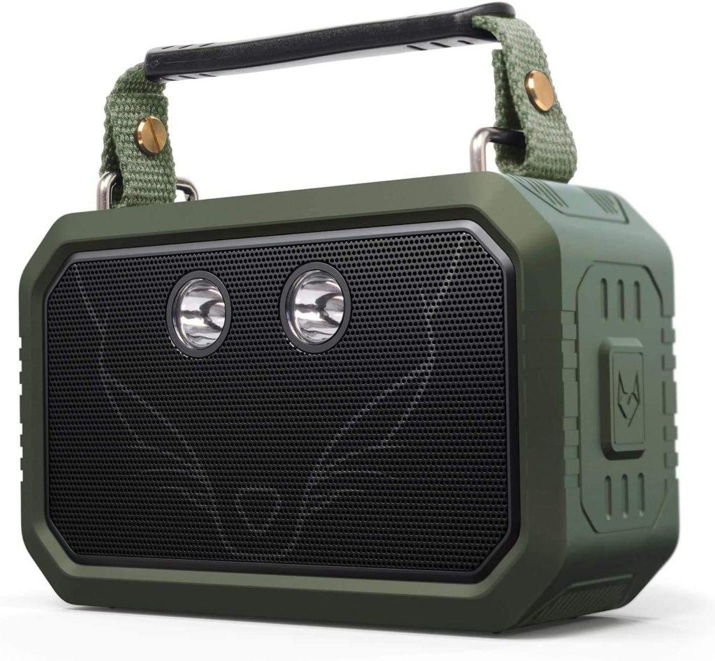 DOSS 21565 Traveler Bluetooth Speakers