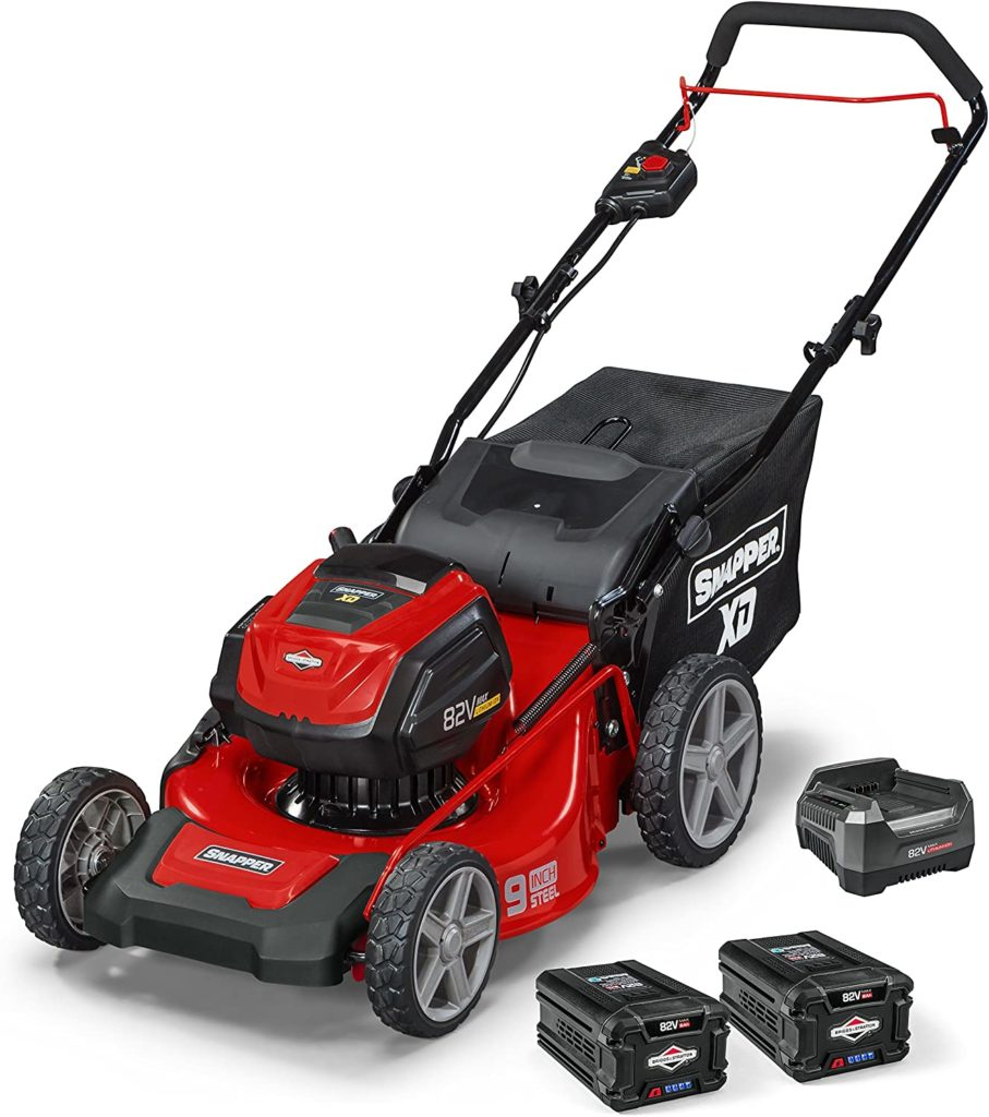 Snapper XD MAX Cordless Electric Push Lawn Mower