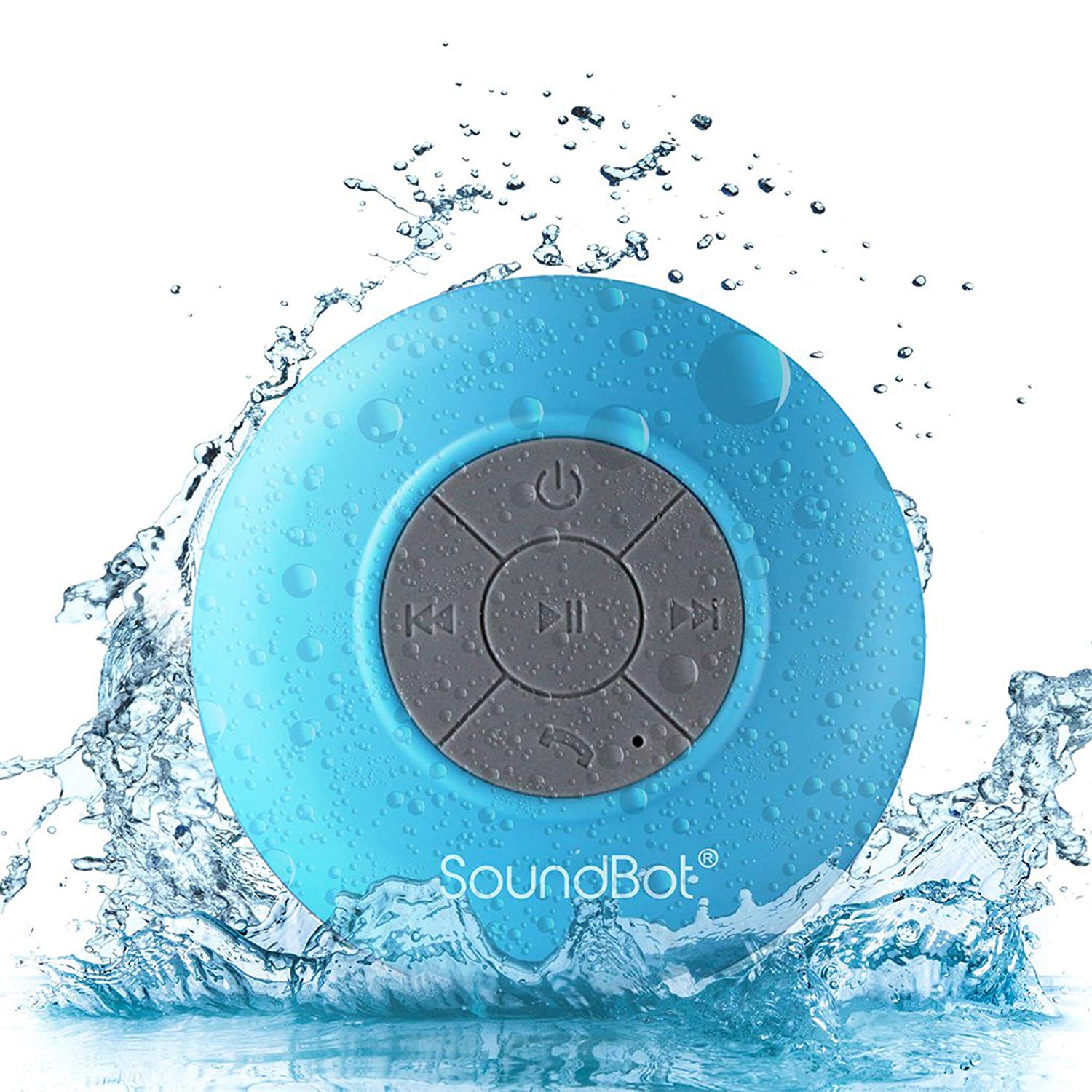 SoundBot SB510 HD Shower Speaker