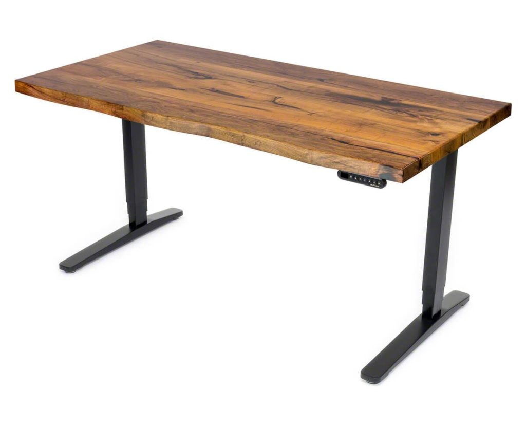 UPLIFT BAMBOO STAND UP DESK