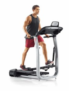 Bowflex Treadclimber - TC100 user