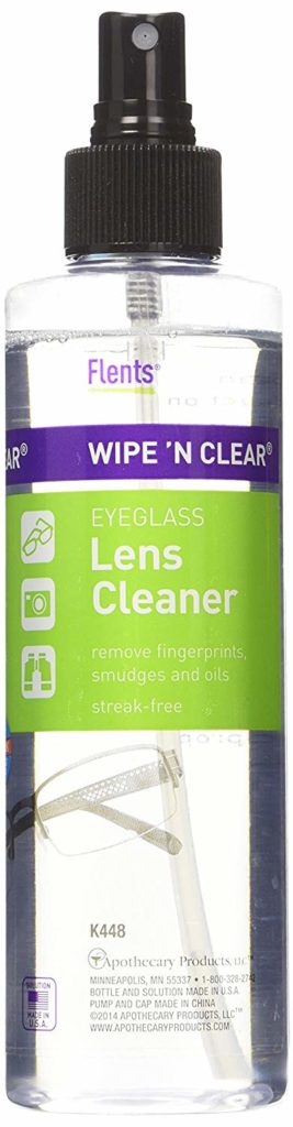 Flents Wipe 'N Clear Eyeglass Lens Cleaner