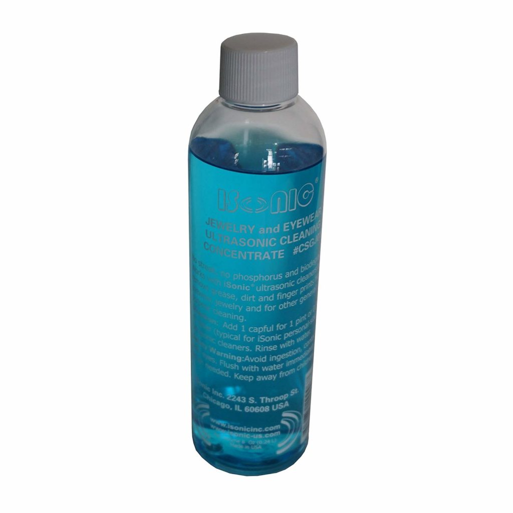 ISONIC CSGJ01- CLEANING SOLUTION