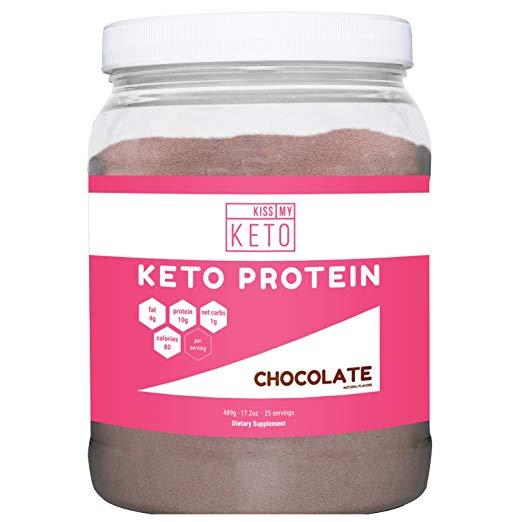 Kiss My Keto Protein Powder