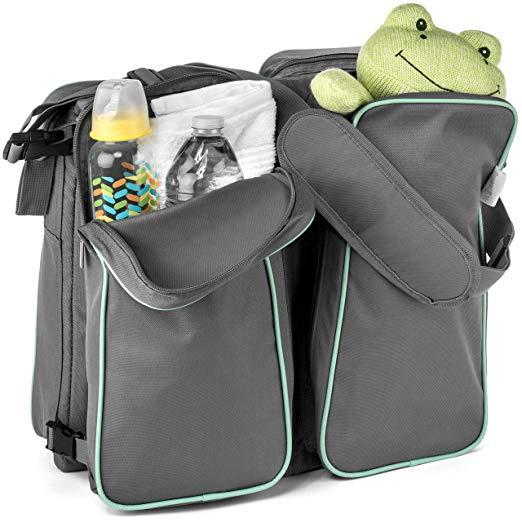 Bambini & Me Diaper Bag