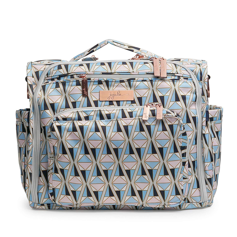 JuJu B.F.F Multi-Functional Convertible Diaper Bag