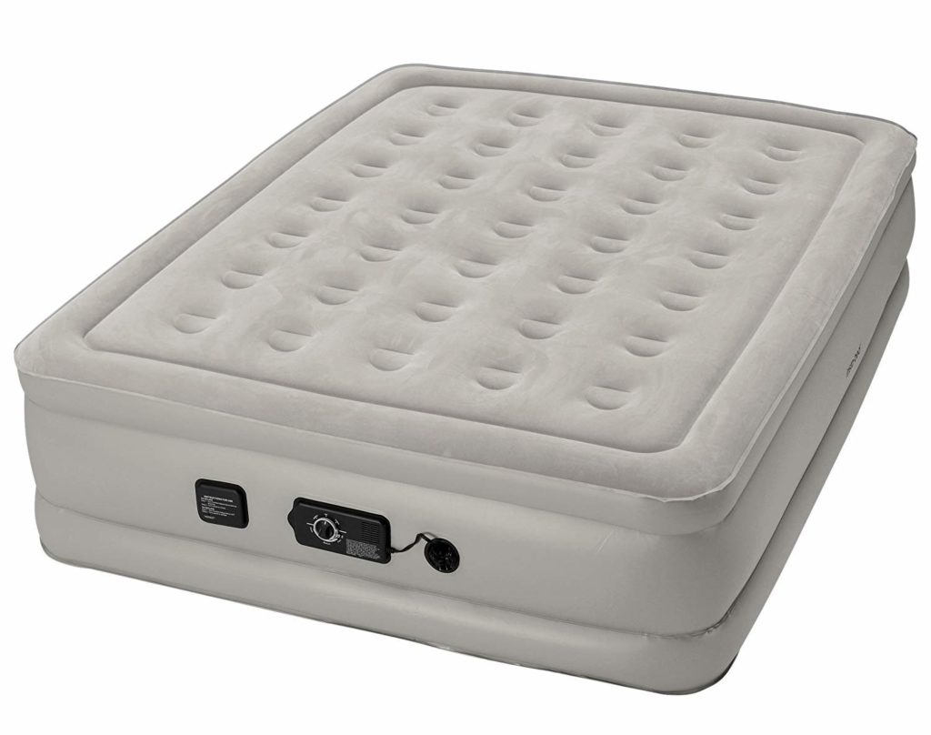 Insta-Bed Raised Air Mattress