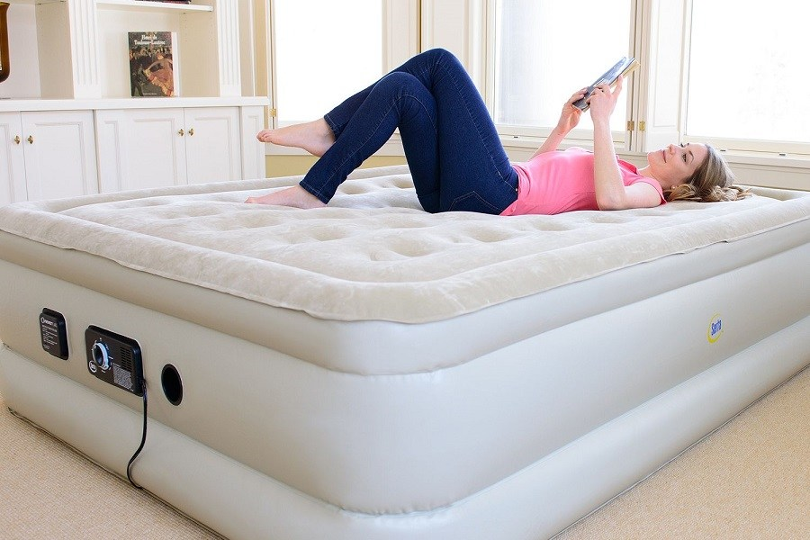 Top 10 Air Mattress For Camping College Student Or Everyday Use