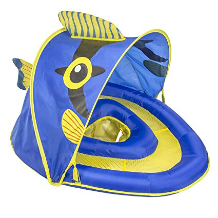 AQUA LEISURE FISH BABY FLOAT