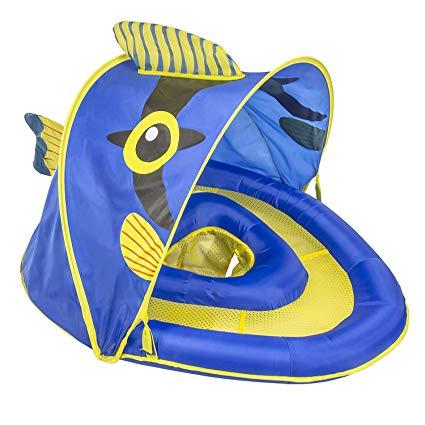 AQUA LEISURE FISH BABY FLOAT