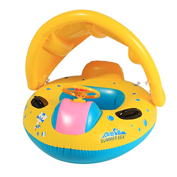 ARSHINER BABIES POOL BOAT