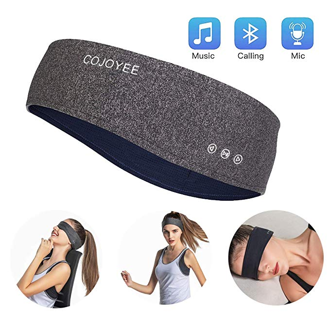 COJOYEE BLUETOOTH HEADBAND HEADPHONES