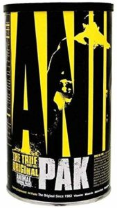 Animal Pak by Universal Nutrition