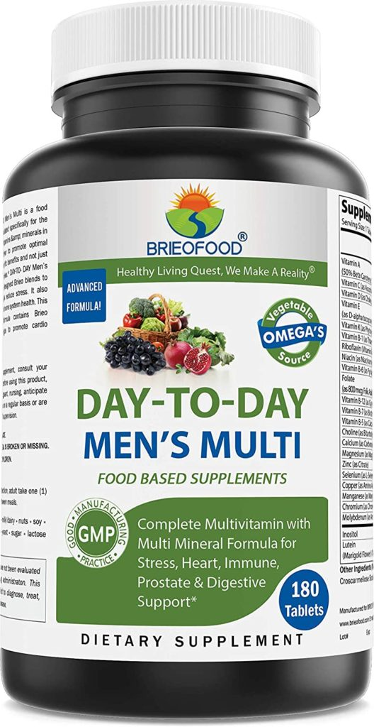 Briofood Day-to-Day Men's Multi