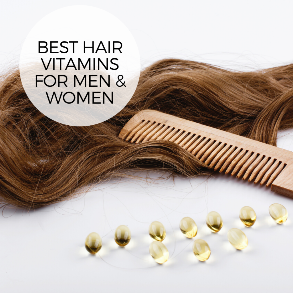 Hair Vitamins for Men & Women