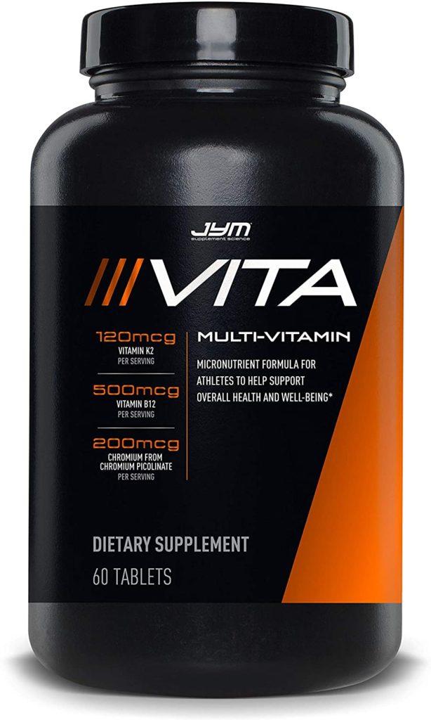 JYM Sports Multivitamin