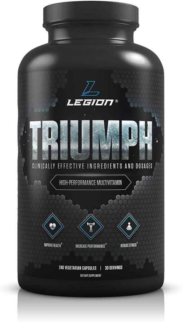 Legion Triumph Daily Sport Multivitamin