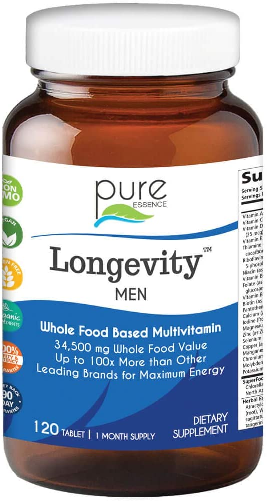 Longevity Multivitamin