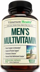 Men's Daily Multimineral by Vimerson Health