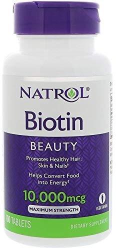 Natural Biotin Beauty