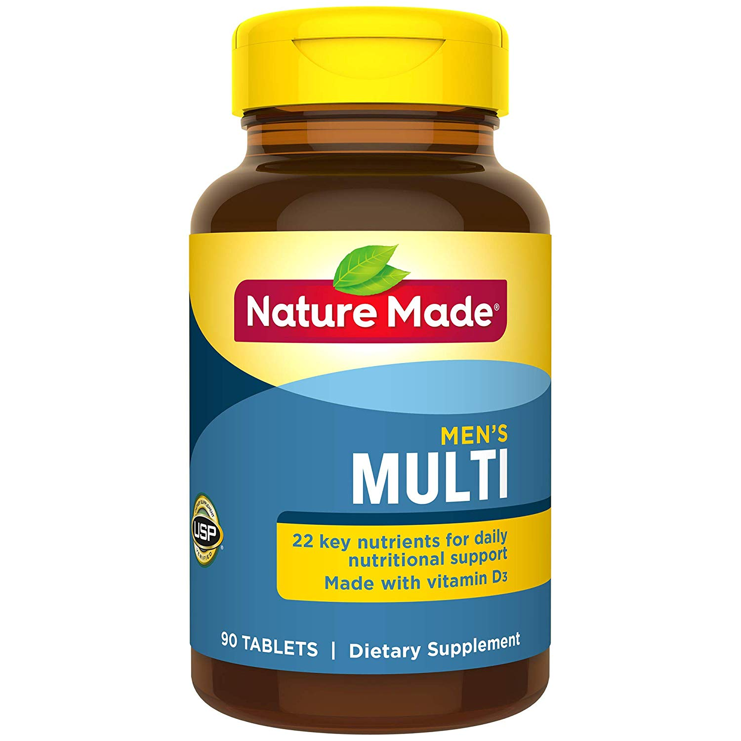 Nature Made Men's Multivitamin