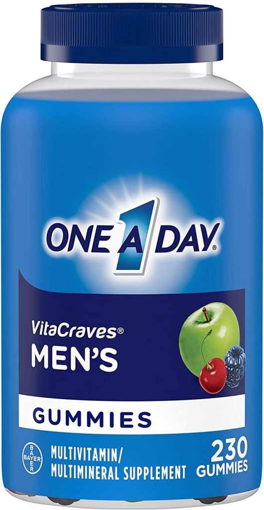 One A Day Men's VitaCraves