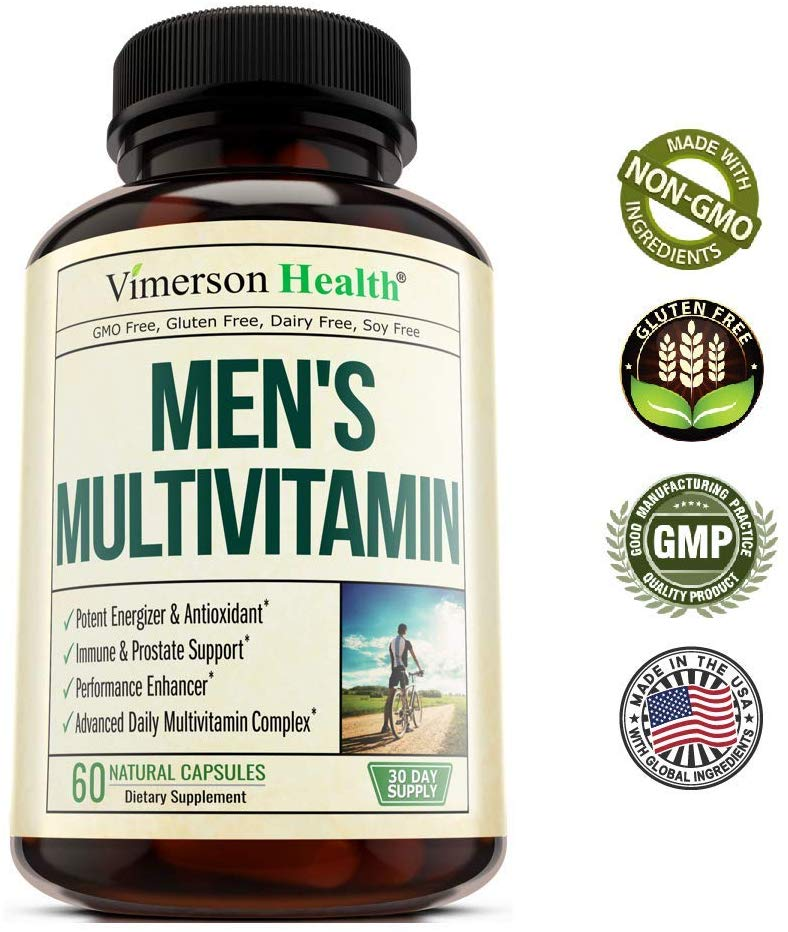 Vimerson Health Men's Daily