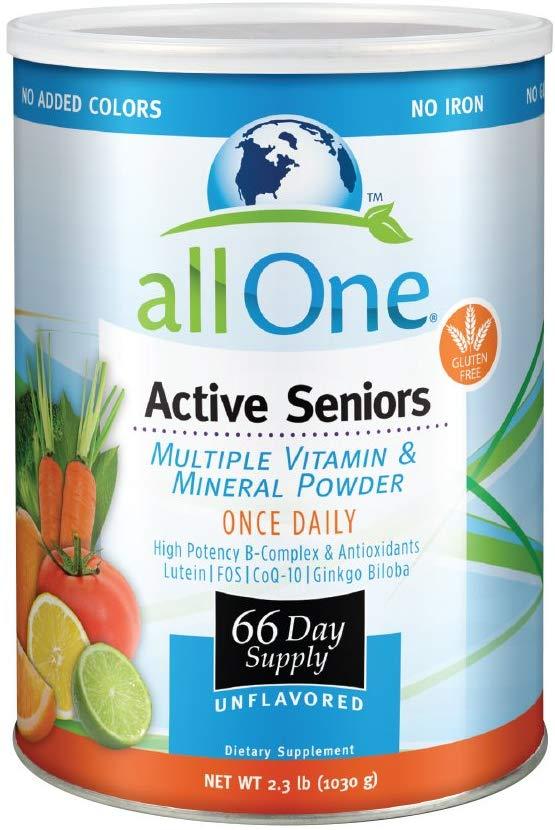 allOne Multiple Vitamin & Mineral Powder