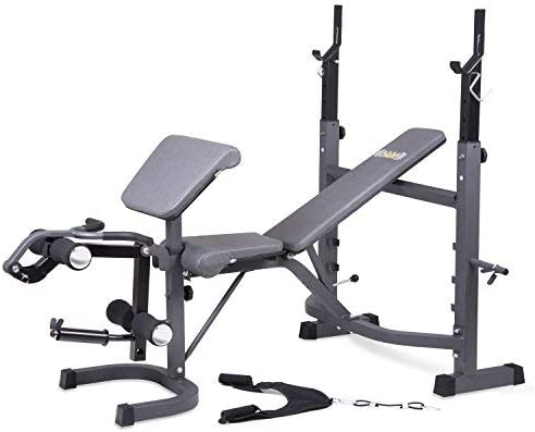 Body Champ BCB5860 Olympic Weight Bench
