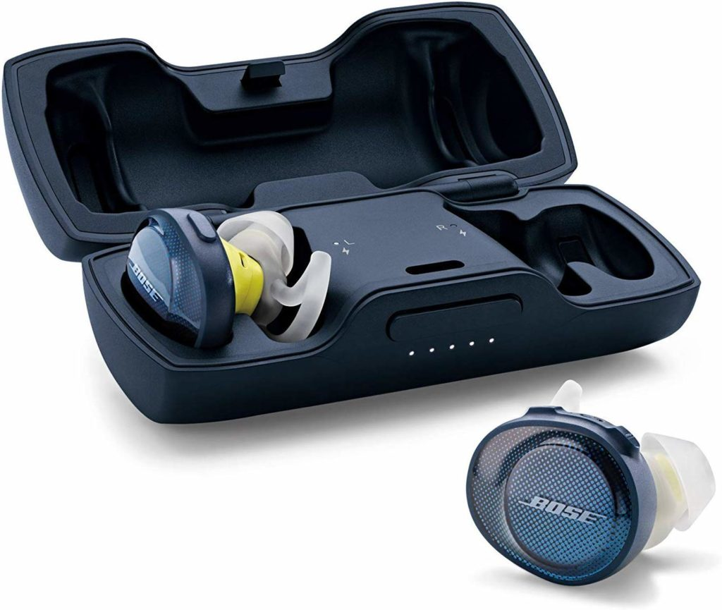 Bose SoundSport Free Wireless Earbuds case