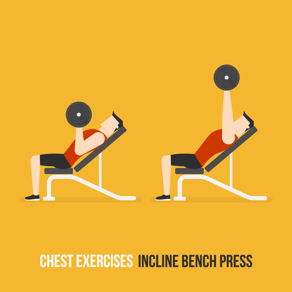 Incline Chest Exercises