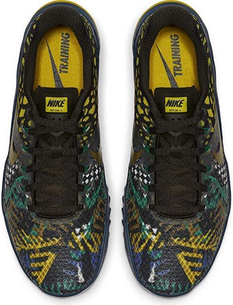Nike Metcon 4 XD top view