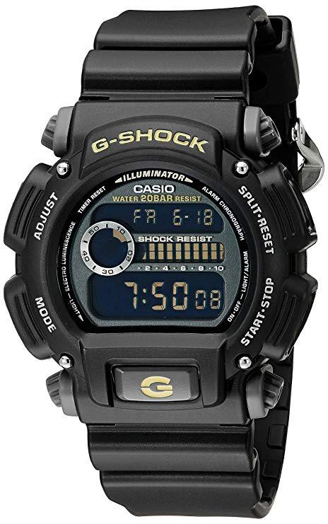 Casio G-Shock Quartz Resin Sport Watch