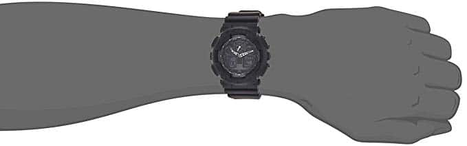Casio G-Shock - The GA 100-1A1 Military