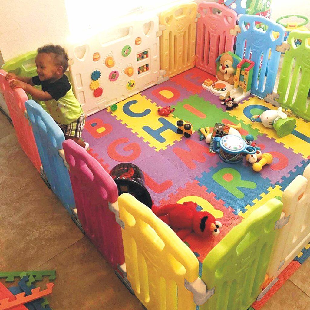 Gupamiga Baby Playpen Play Yard