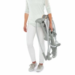 Ingenuity Boutique Collection Swing 'n Go Portable Swing carrying